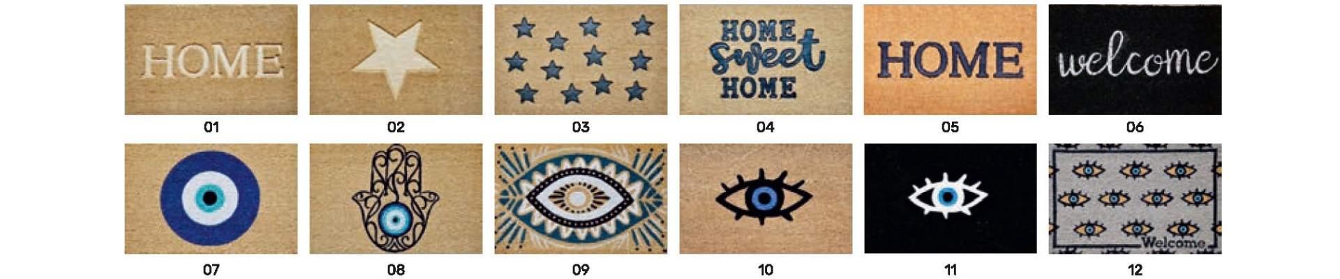 שטיח PVC שטיח למטבח